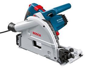 Bosch GKT55GCE Plunge Saw + L-Boxx 110V