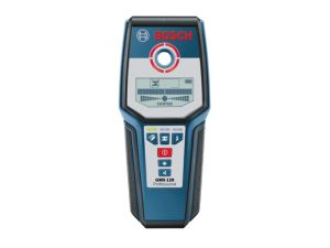 Bosch GMS 120 Zoom Metal and Voltage  Detector