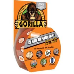 Gorilla Clear Tape 48mm x 8.2m