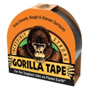 """Gorilla Duct Tape To Go 1"""" x 30' (2.5cm x 9.14m)"""