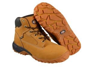 Dickies Graton Safety Boot - Honey - Size 9