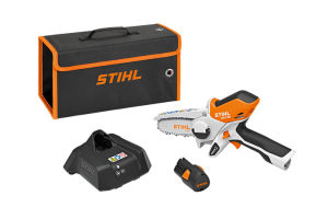 Stihl GTA26 Cordless Pruner Inc. 1 x AS2 Battery & 1 x AL1 Charger & Carry Bag