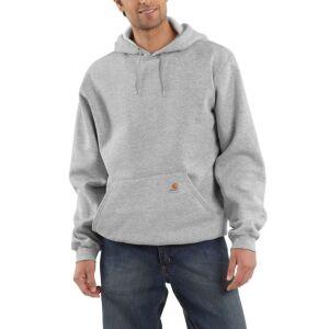 Carhartt Hooded Sweatshirt - Heather Grey - Medium