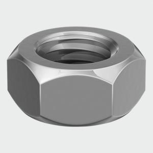 Midwoods Hex Nut Din 934 - BZP - M10  - 20 Pieces