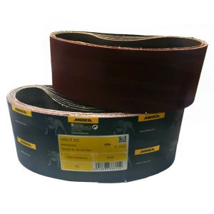 Mirka Hiolit XO Sanding Belt 75 x 533mm P80 - 10 Pack