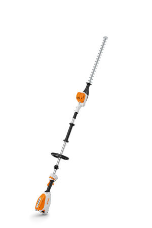 """Stihl HLA66 Cordless Adjustable Long-Reach Hedge Trimmer with 20""""/50cm Blade Length"""