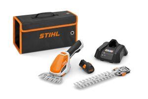 Stihl HSA26 Cordless Shrub Shear - including 10.8V Battery & Charger