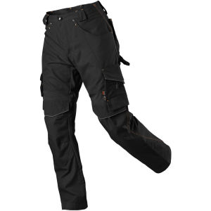 Timberland Pro - Interax Work Trousers - Black - Size 32 Regular