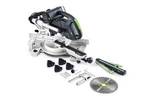 Festool Kapex KS 60 E-Set 240V Compound Mitre Saw