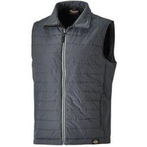 Dickies Loudon Gilet - Grey - Size X-Large