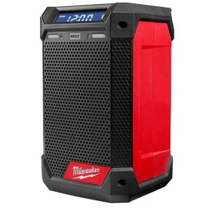 Milwaukee M12 RC DAB -0 12v Radio & Charger - Body Only