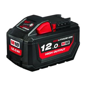 Milwaukee M18HB12 12.0Ah High Output Red Battery