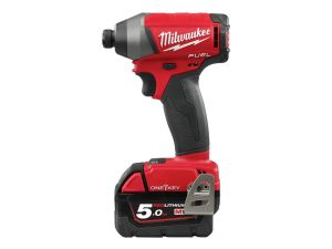 Milwaukee M18ONEIWP12-0 M18 One Key Impact Wrench - Bare Unit