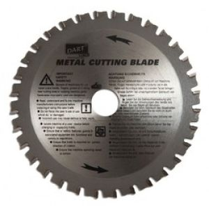Metal Cutting TCT Blade 165mm - Fits Panasonic EY3552