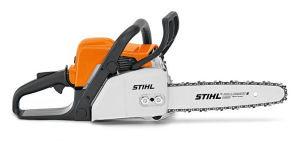 "Stihl MS180 1.4Kw Petrol 14"" Chainsaw with 2-Mix Engine Technology"