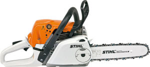 "Stihl MS 231 C-BE Comfortable Petrol Chainsaw 16"" with Quick Chain Tensioning & ErgoStart"
