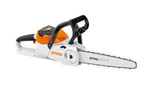 Stihl MSA120C-B Cordless Chainsaw + 2 x AK20 Batteries & AL101 Charger
