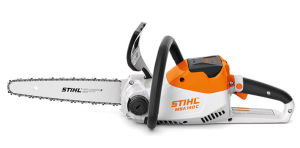 Stihl MSA140C-BQ Cordless Chainsaw c/w Quickstop Chain Brake + 1 x AK30 Battery & Charger