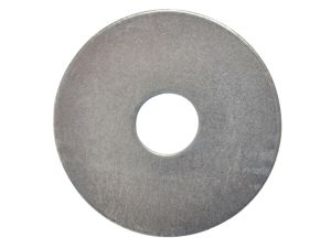 10 x 40 Mudguard/Penny Washers BZP (Sold Individually)