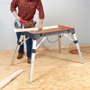 Presto Omnitable 4-in-1 Portable Work Table