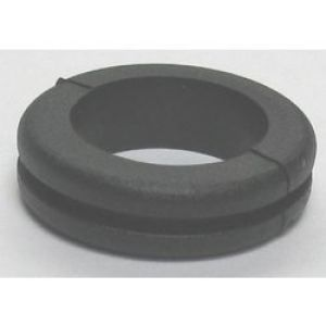 "3/4""  Open  (20mm) Rubber Grommets (Box Of 100)"