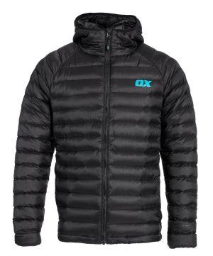 Ox Ribbed Jacket - Black - Large