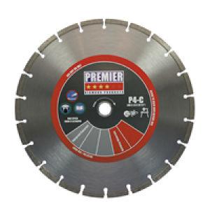 P4-C Concrete Diamond Blade 350mm x 25.4mm (20mm bore)
