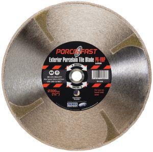 "Premier Diamond Blade for Porcelain Paving Tiles - 230 x 2.8 x 22.2mm (9"") DP19103"