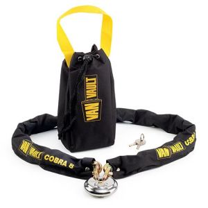 Cobra 8 Lock and Chain Set