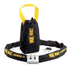 Cobra 11 Lock and Chain Set
