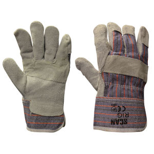 Scan Canvas Rigger Gloves