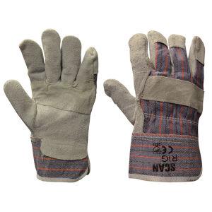 Scan Canvas Rigger Gloves