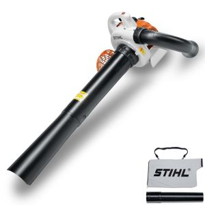 Stihl SH56C-E Petrol Vacuum Shredder with ErgoStart
