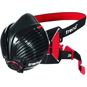 Trend STEALTH/ML - Stealth Respirator Mask - Medium/Large