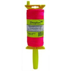 Garrison Dale 1000ft String Line - Pink