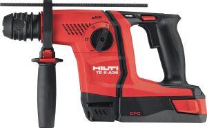 Hilti TE6-A36 36V Cordless Rotary Combi Drill C/W 2 x 36V Batteries