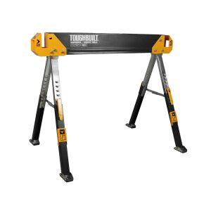 ToughBuilt C650 Saw Horse Trestle Bench - Single Pack