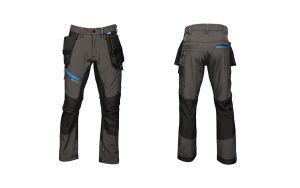 Regatta Strategic Softshell Trouser - Ash - Size 32R
