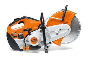 Stihl TS480i Petrol Cut-Off Machine with Electronically Controlled Fuel Injection