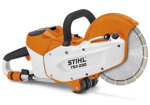 Stihl TSA230 Cordless Cut-Off Machine + 2 x AP300 Batteries & AL500 Charger