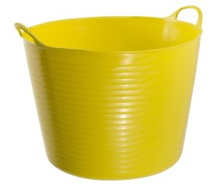 Large Gorilla Tub 38 Litre - Yellow