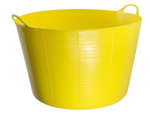 Extra Large Gorilla Tub 75 Litre - Yellow
