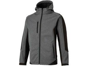 Dickies Wakefield Jacket - Grey/Black - Size Large