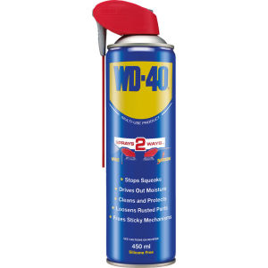 WD40 W/D44137S Multi-Use Maintenance Smart Straw 450ml