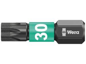 Wera 867/1 Impaktor Insert Screwdriver Bit Torx TX30 x 25mm