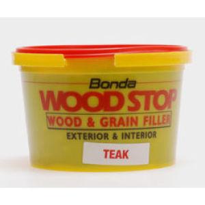 Woodstop - Wood and Grain Filler 250ml Mahogony